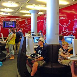 Интернет-кафе Каджерома