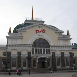 Железнодорожные вокзалы Каджерома
